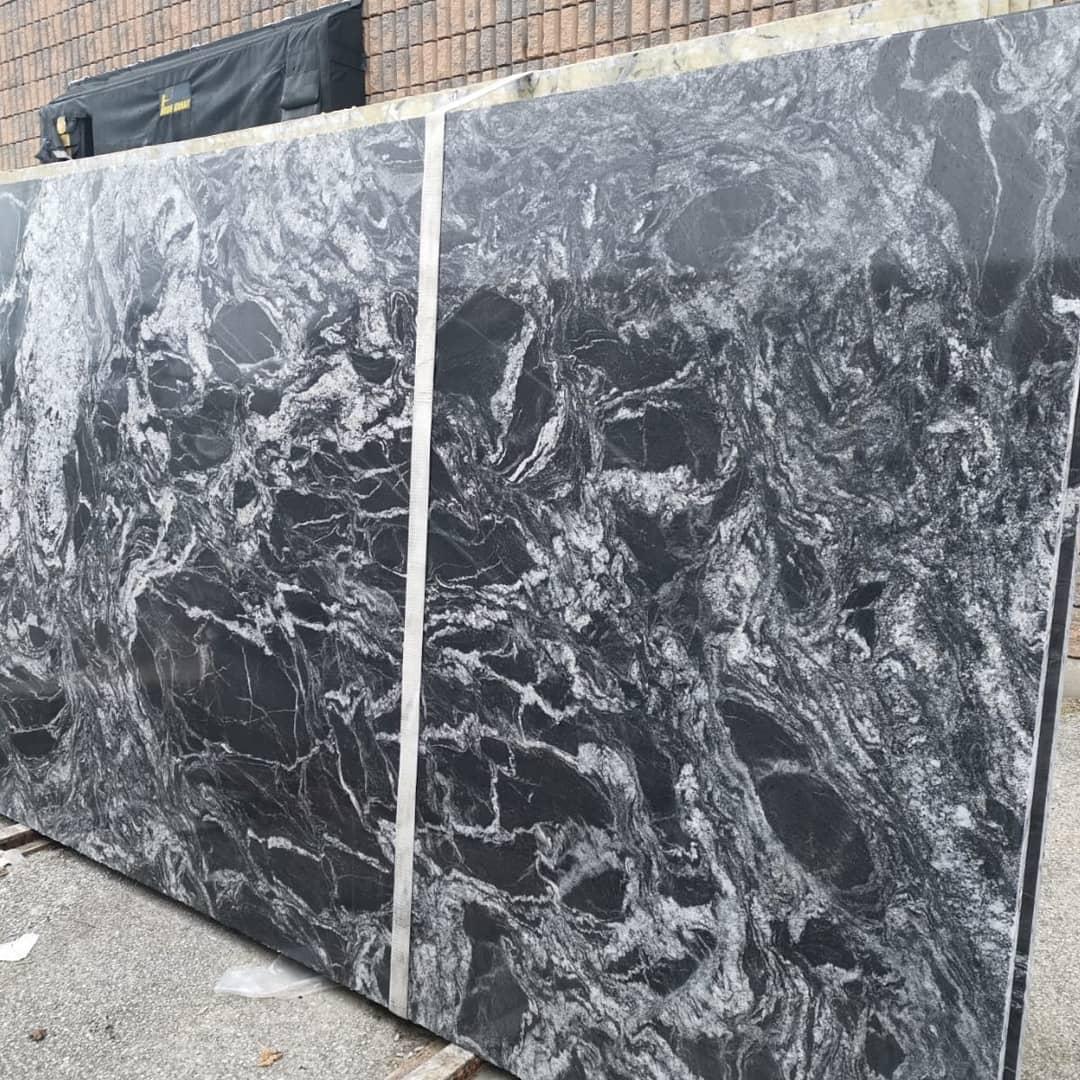 Black Berry Granite
