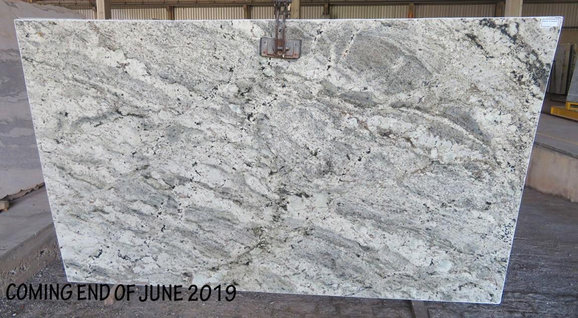Desert Pearl Granite Countertops