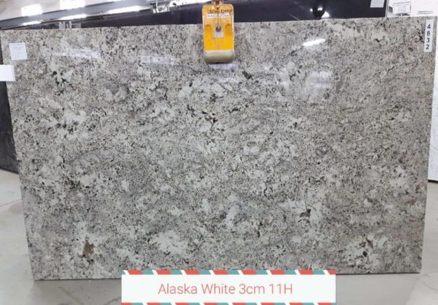 Alaska White Granite Barrie