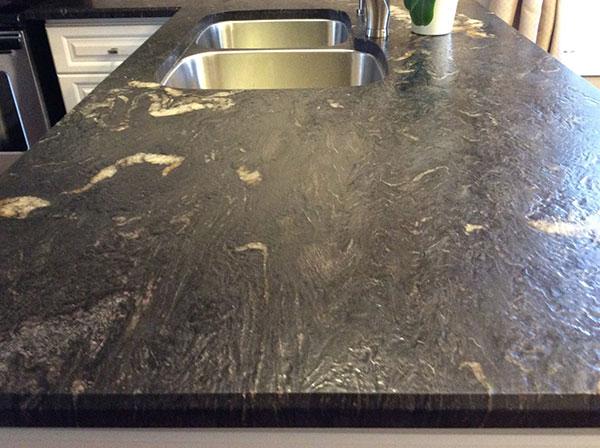 Leathered Titanium Granite