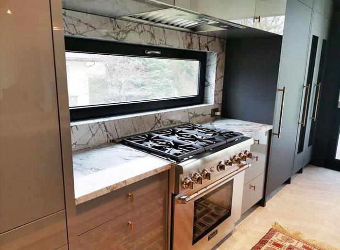 Sydney Marble Kitchen